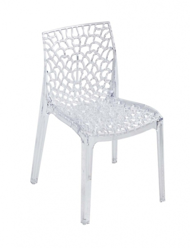 CHRIS | Chaise Design polycarbonate |Mobilier de bureau Bordeaux